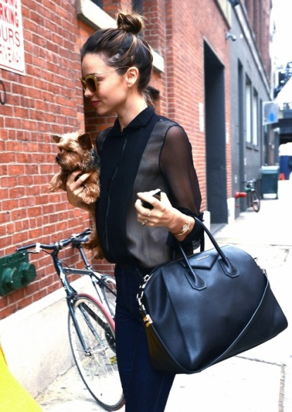 Miranda Kerr Steps Out For A Photoshoot